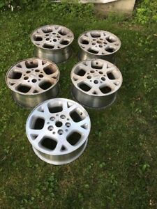 "5 mags 16"" Jeep Dodge Chrysler"