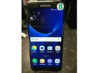 Samsung Galaxy S7 Edge, 32GBm Black, EE