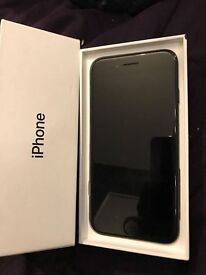 iPhone 7 128gb Black 2 months old
