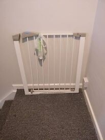 3 x Child Safety Gates. 2x Lindam and 1x Safety First