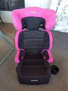 Harmony Dreamtime Deluxe Comfort Highback Booster Seat