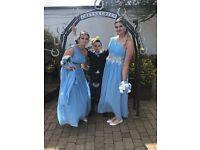 Bridesmaids dresses x4
