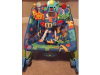 Excellent condition Fisher Price Baby to Toddler Rocker.