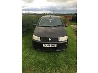 Fiat Punto 1.2 Active Sport 2004, 3 Door. MOT until March 2017.