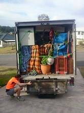 Insured Furniture Removalist Truck Hire 2 Man Removals Cheap Men Brisbane City Brisbane North West Preview