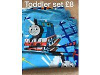 Thomas Tank Duvet set - toddler size