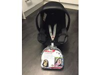 Mamas and papas Cybex car seat