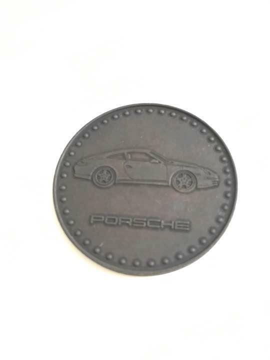 Porsche Coin Not Sold in Stores #10972