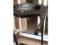 Dynamix electric treadmill