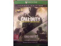 Call of Duty; Infinite Warfare - Legacy Edition!