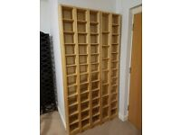 5 set DVD/ CD racks for sale with 2 pictures
