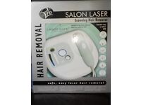 Salon Laser Scanning Hair Remover
