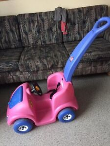 Girls ride on Toy Car