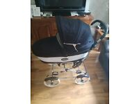 BebeCar Pram and Car seat