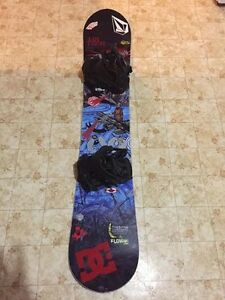 161 cm lib tech trice pro with flow bindings