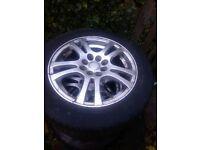 Multi fit alloy wheels cw1