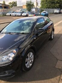 Vauxhall Astra 1.6 2dr Black
