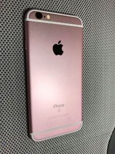 iPhone 6s rose gold 16GB for sale (Used)