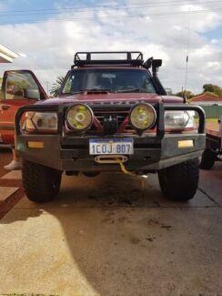 1998 Nissan gu patrol