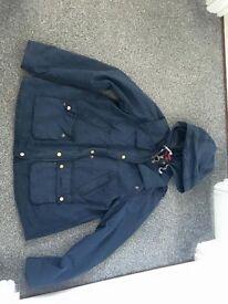 Barbour jacket size 8