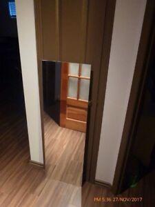 Miroir biseautés pour projet DIY