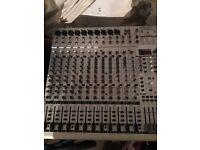 Mixing Desk Behringer