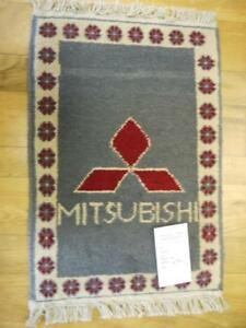 "Car Mat Handmade Authentic Persian Rug - 2'3"" x 1'5"""