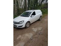 Vauxhall Astra van. Sportive cdti. 2007 . 1.7. Excellent condion. Lovely drive.