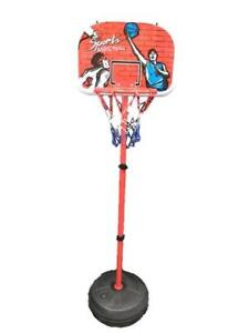 Adjustable Basketball Stand & Hoop Set (157CM X46.5CM) - Free Shipping