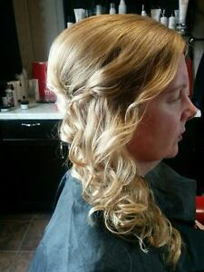 Travelling Hairstylist for bridal parties! London Ontario image 8