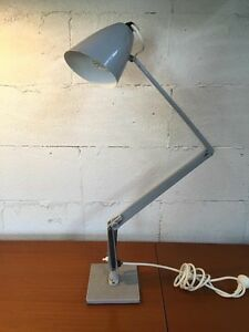 "Original Grey desk sized studio k ""Planet Lamp""  (VGC) Invermay Launceston Area Preview"