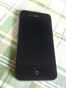 iPhone 4s (pretty much brand new)