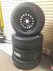 Winter Tire & Steel Rim Package 2 St. John's Newfoundland image 1