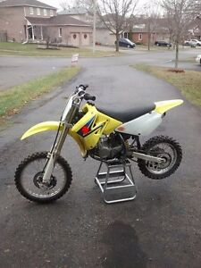 2004 rm 85 new top end