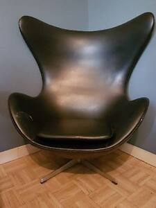 Arne Jacobsen - Fritz Hansen - EGG Chair ALL ORIGINAL 1960's