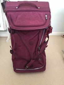 Kipling large suitcase
