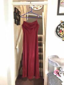 Gorgeous Tiffany's Bridesmaid / Party Dress