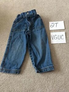 Boys Pants Lot - Size 2T