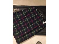 Gents Medium Weight Kilt - Farquharson Modern Tartan