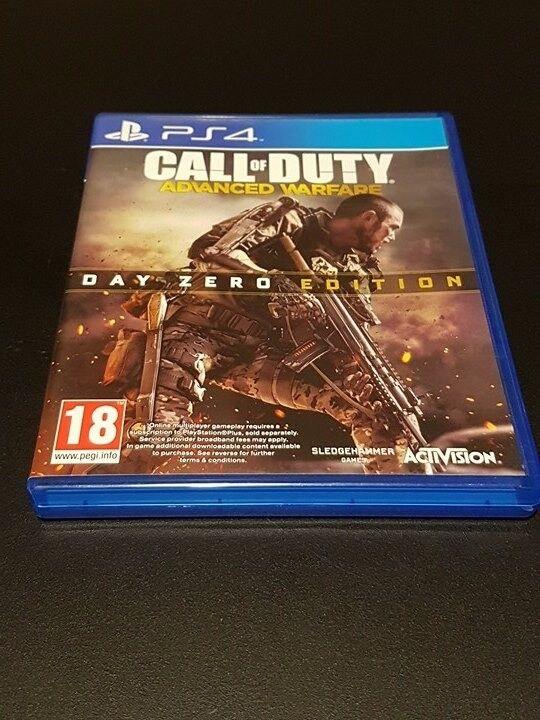 Call of Duty Advanced Warfare for PS4