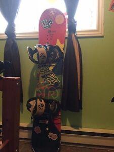 Vision snowboard 138cm