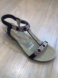 womens fashion sandals, comfortable with a heel, awesome value Burleigh Waters Gold Coast South Preview