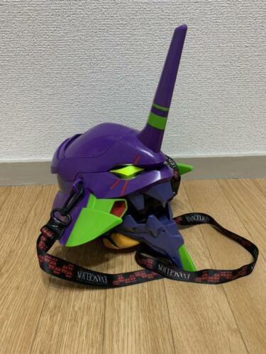 Evangelion Popcorn Bucket First Unit Universal Studios Japan Limited Rare JP