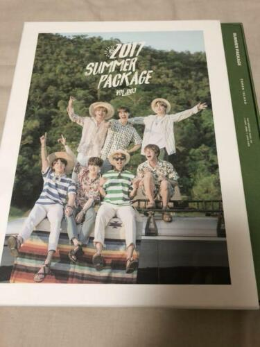 BTS Summer Package 2017 Vol.3 full set official goods Bangtan Boys LTD