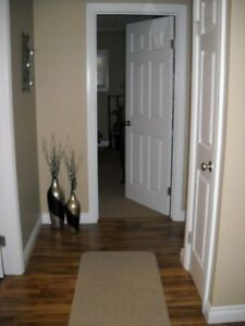 2 BR Fully Renovated Furnished Centrally located Condo April 1st