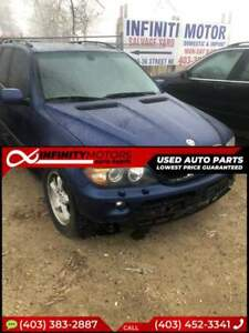 2005 BMW X5 FOR PARTS PARTING OUT CARS CAR PARTS