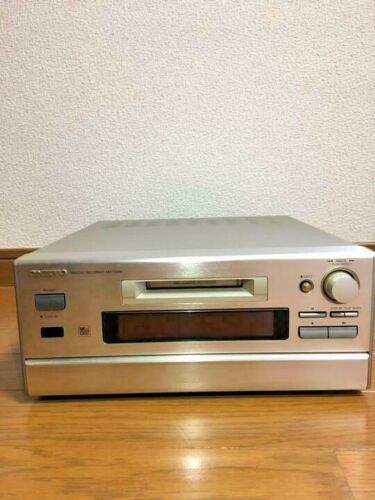 """JUNK"" ONKYO MD-122MX Mini Disc Silver Audio MD cannot be read Free Shipping"