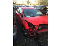 2012 Astra parts breaking