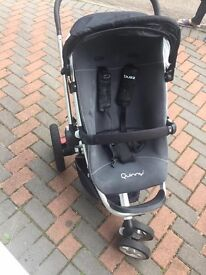 Mothercare and Quinny Pushchair