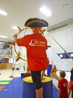 Cirque Theater Gymnastics Summer Camp